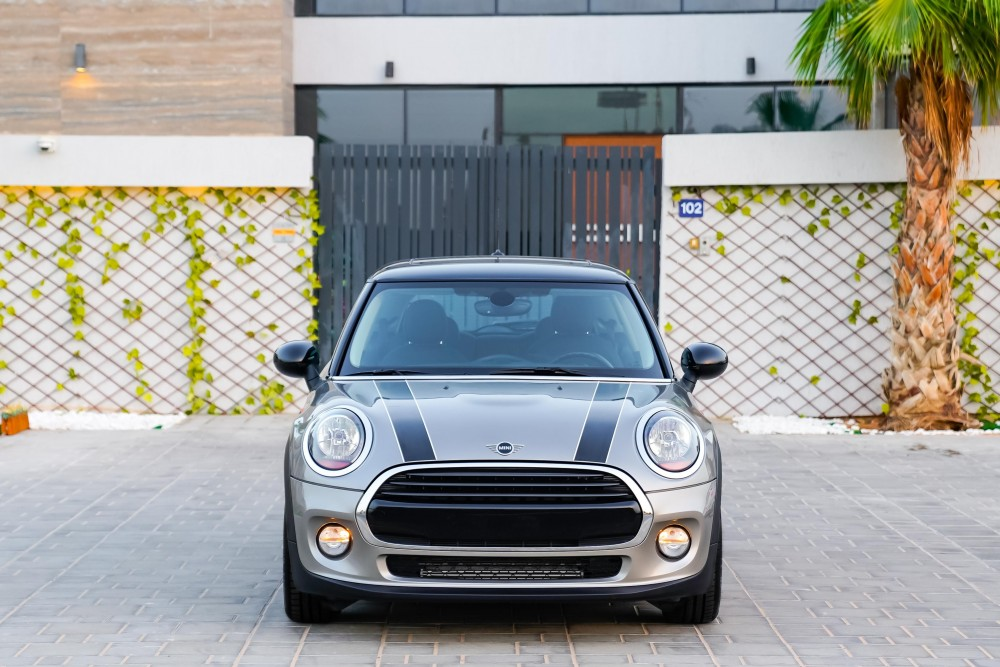 buy pre-owned BRAND NEW Mini Cooper without downpayment