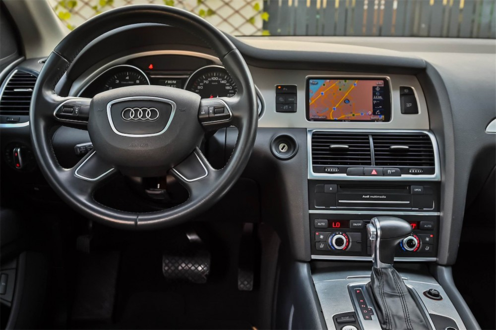 buy pre-owned Audi Q7 S-Line without downpayment