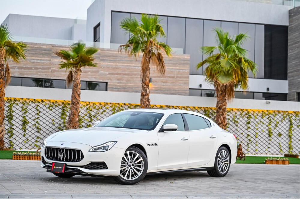 buy approved Maserati Quattroporte S without downpayment