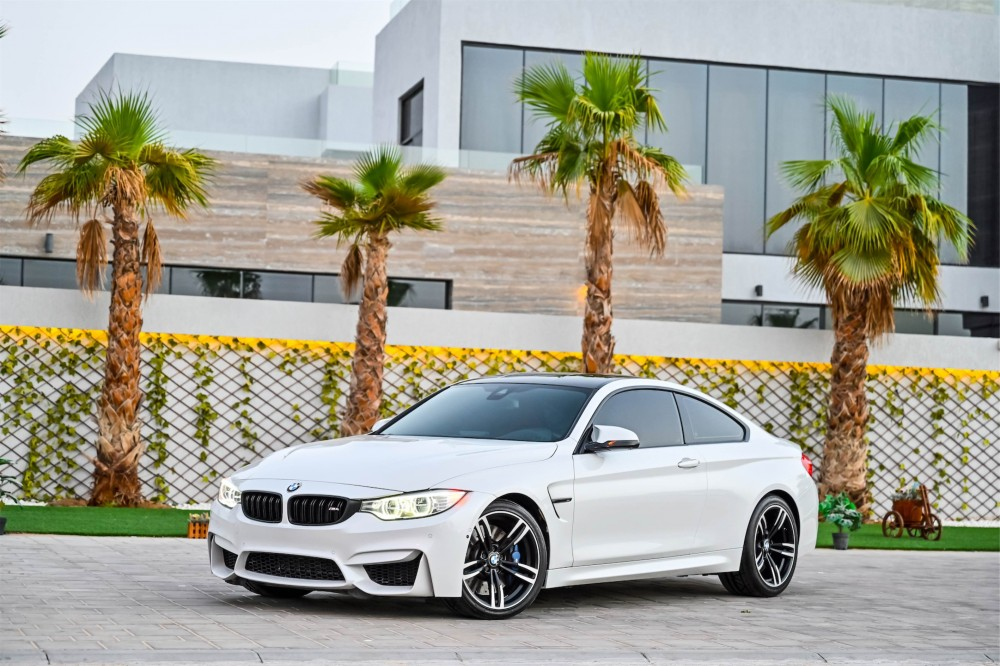 buy used BMW M4 without downpayment