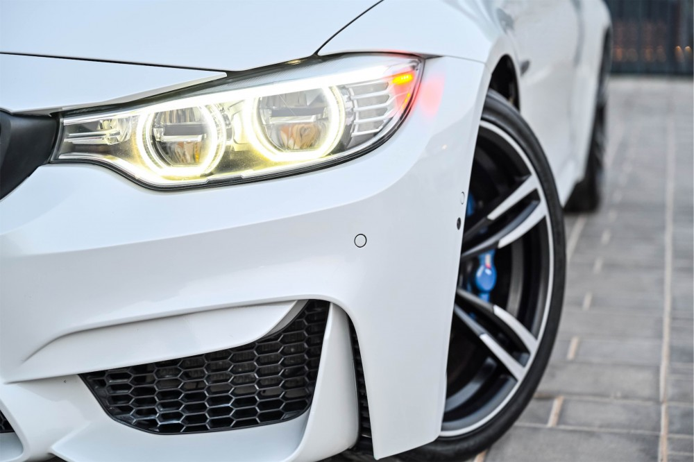 buy pre-owned BMW M4 without downpayment