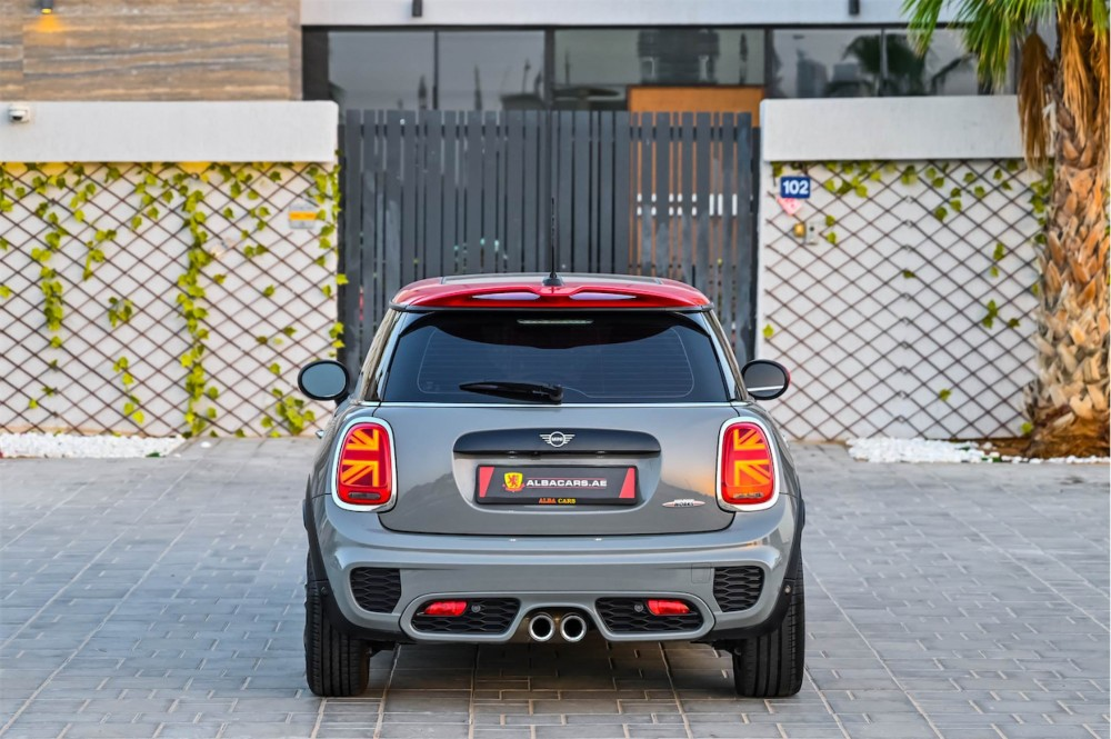buy second hand Mini John Cooper Works with warranty