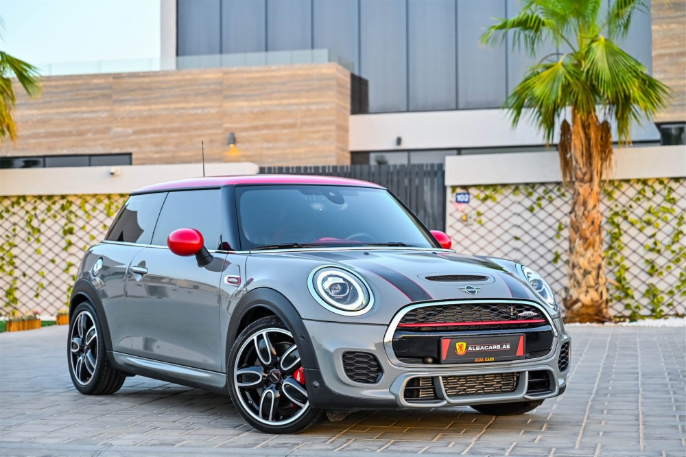 buy slightly used Mini John Cooper Works without downpayment