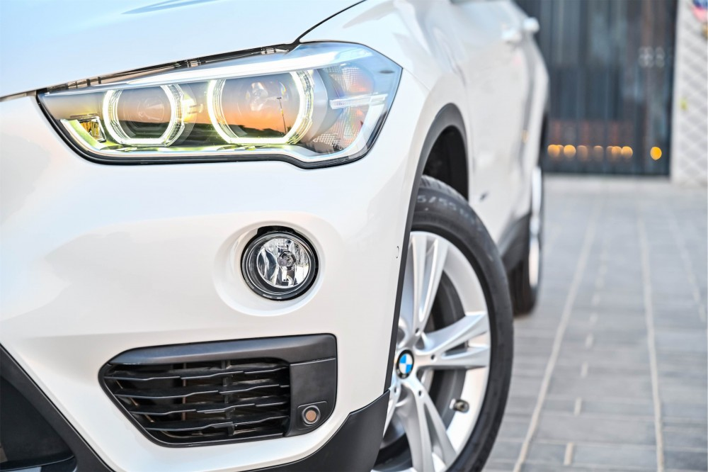 buy second hand BMW X1 without downpayment