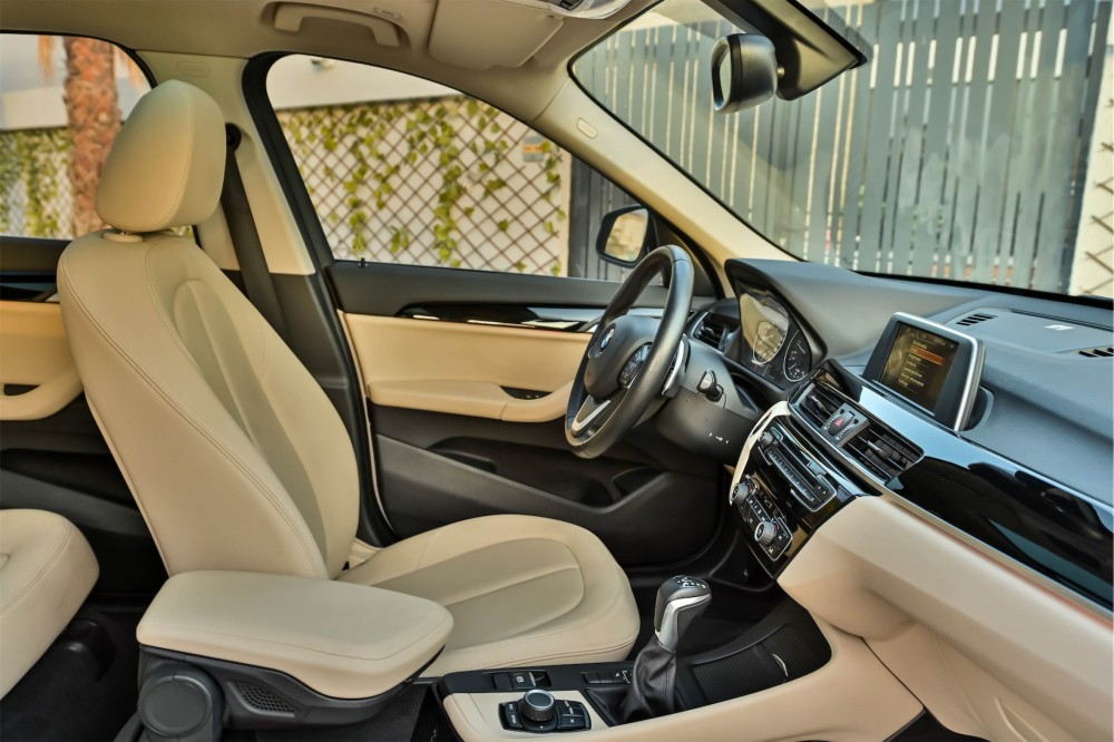 buy slightly used BMW X1 without downpayment