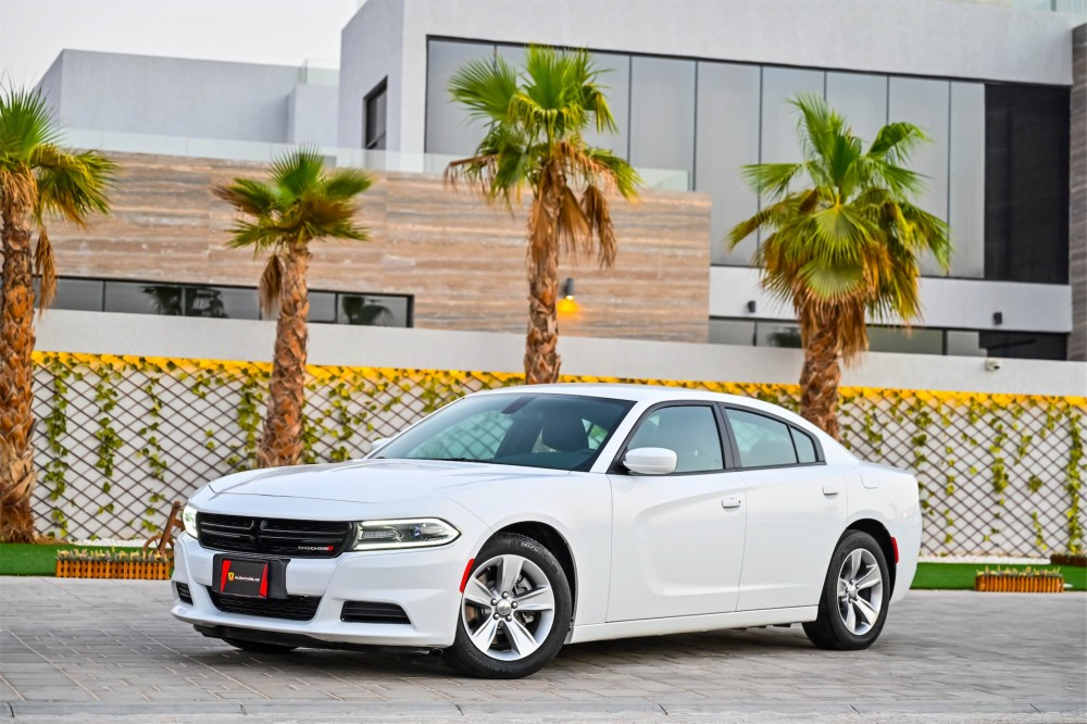 buy used Dodge Charger SXT in Dubai