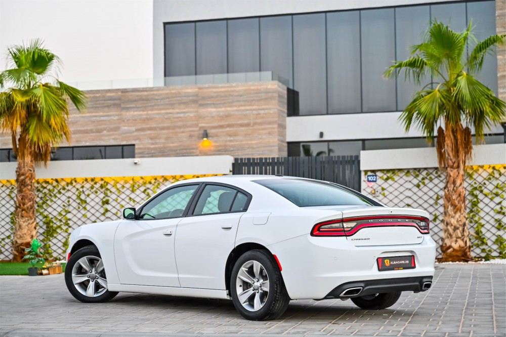 buy slightly used Dodge Charger SXT in UAE
