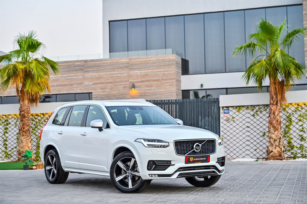 buy used Volvo XC90 R-Design without downpayment
