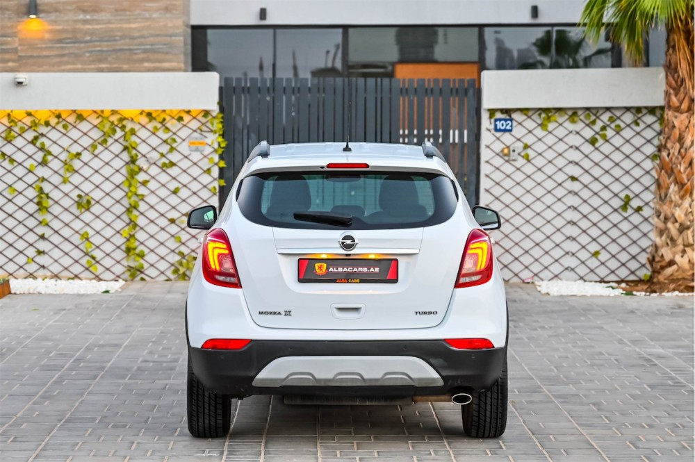 buy pre-owned Opel Mokka X without downpayment