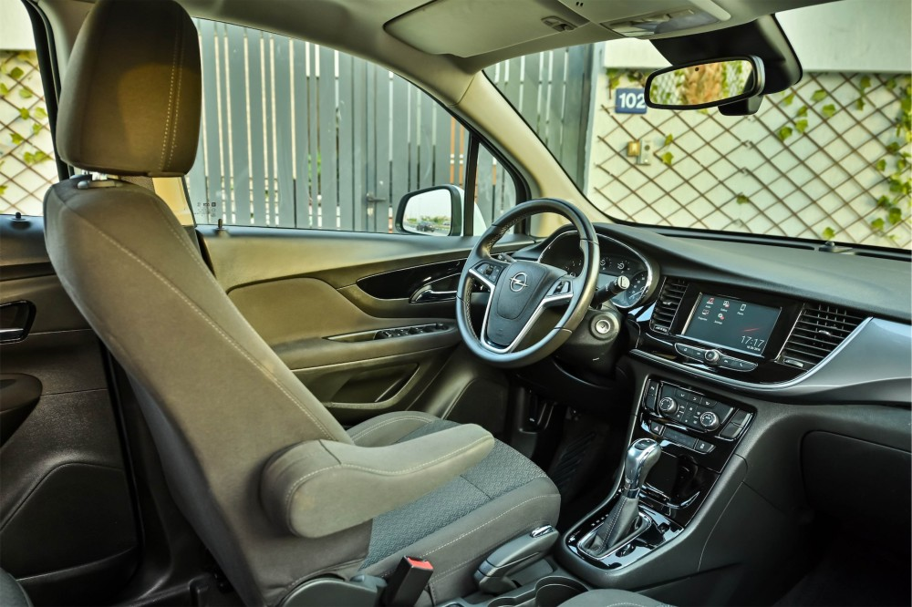 buy second hand Opel Mokka X without downpayment