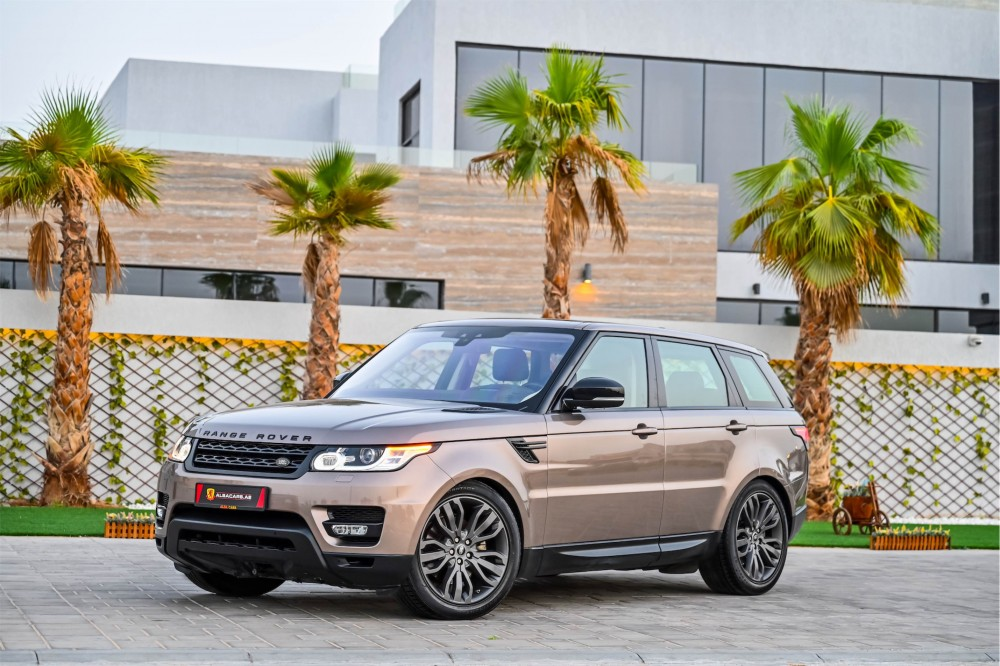 buy used Range Rover Sport HSE with warranty
