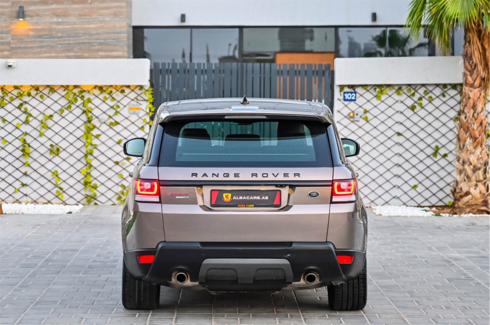 buy second hand Range Rover Sport HSE without downpayment