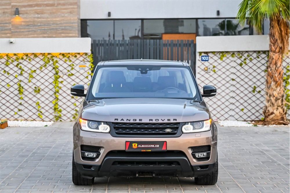 buy certified Range Rover Sport HSE without downpayment