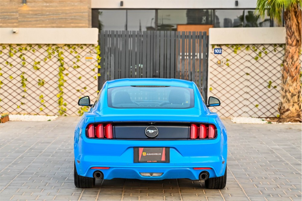 buy approved Ford Mustang without downpayment