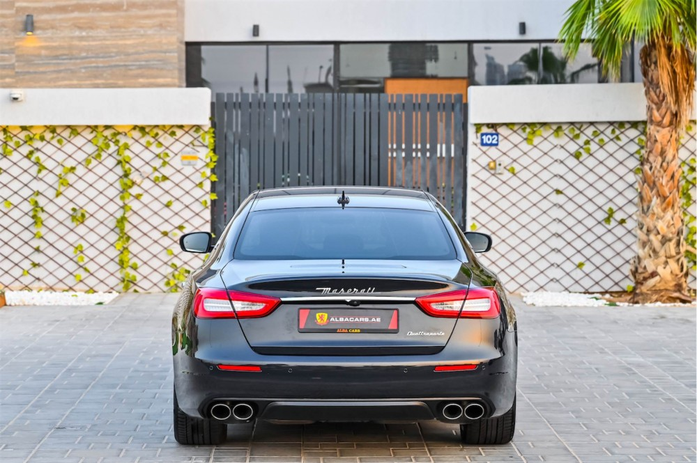buy approved Maserati Quattroporte with warranty