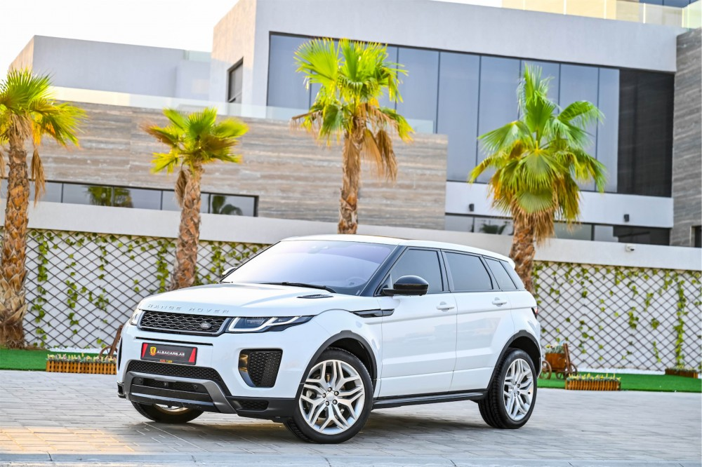 buy second hand Range Rover Evoque HSE Dynamic Plus with warranty