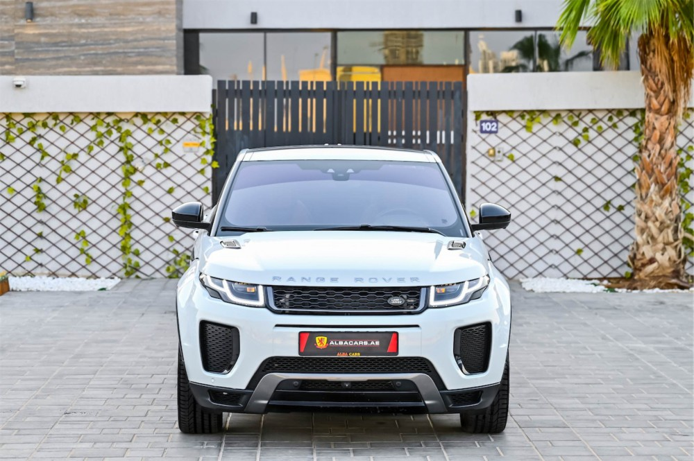 buy approved Range Rover Evoque HSE Dynamic Plus with warranty