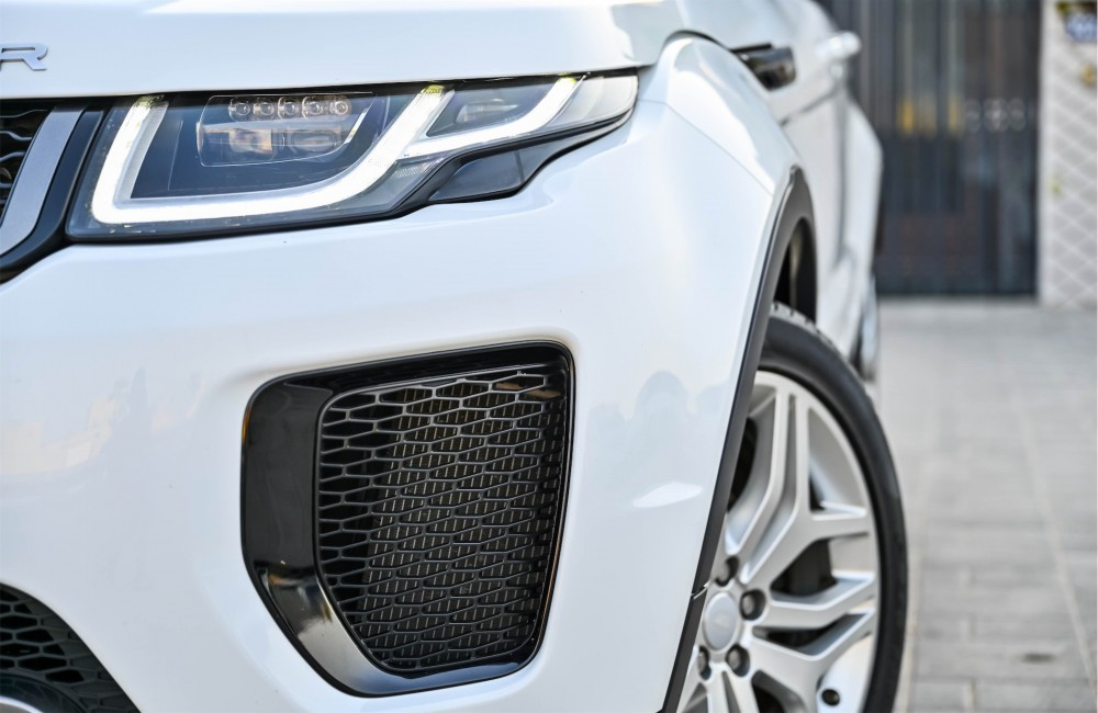 buy pre-owned Range Rover Evoque HSE Dynamic Plus without downpayment
