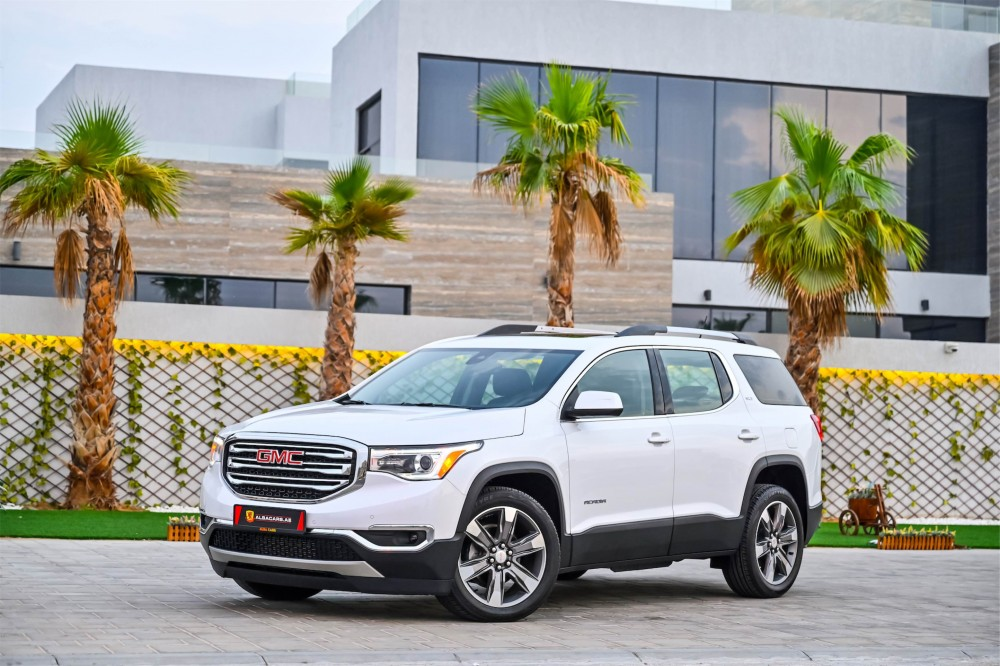 buy used GMC Acadia SLT AWD without downpayment