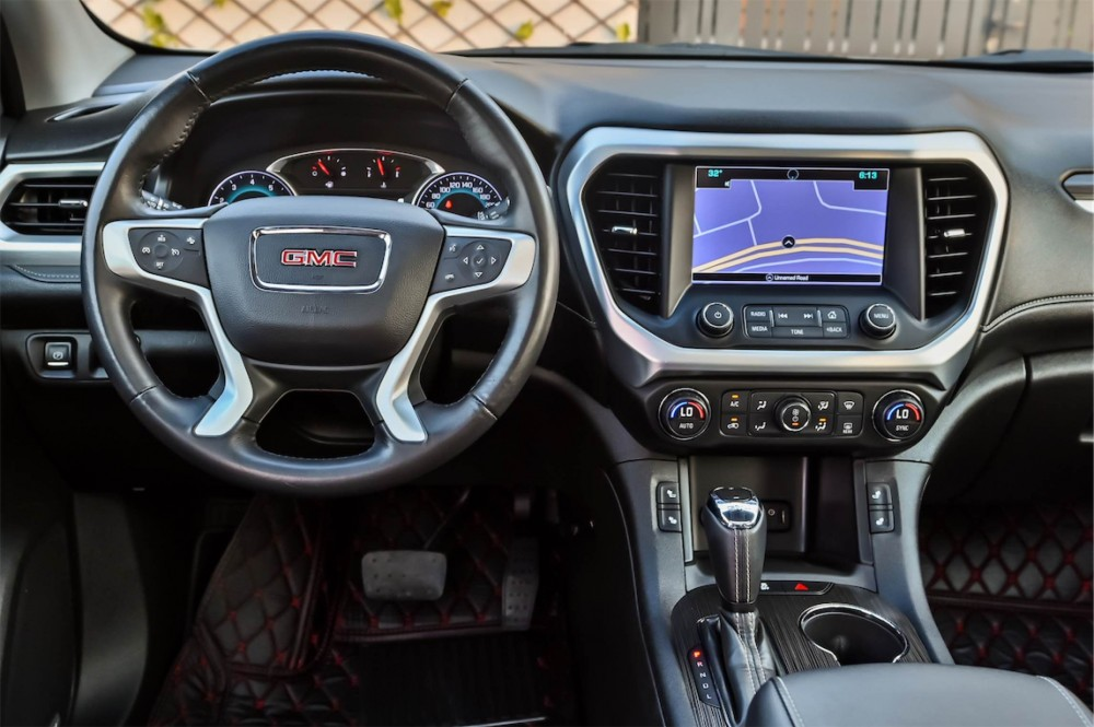 buy pre-owned GMC Acadia SLT AWD without downpayment