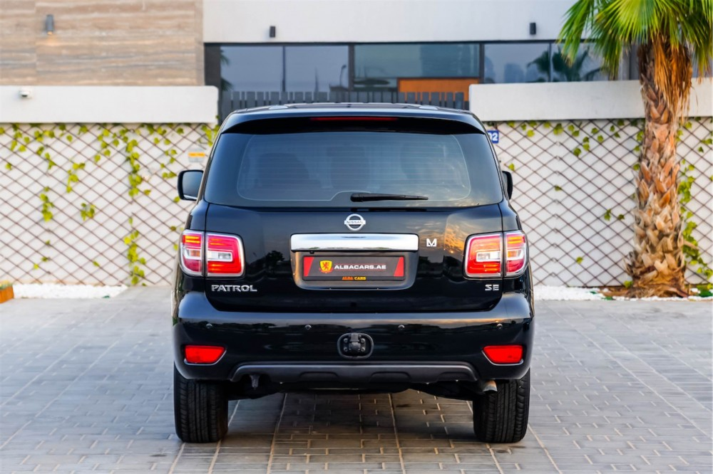 buy used Nissan Patrol SE without downpayment