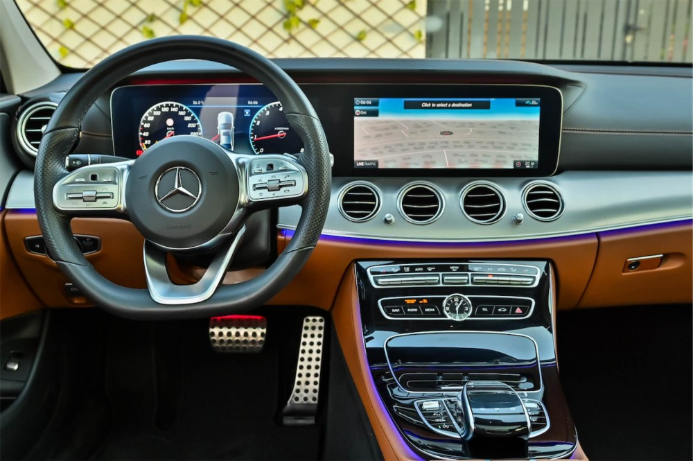buy second hand Mercedes-Benz E300 in UAE