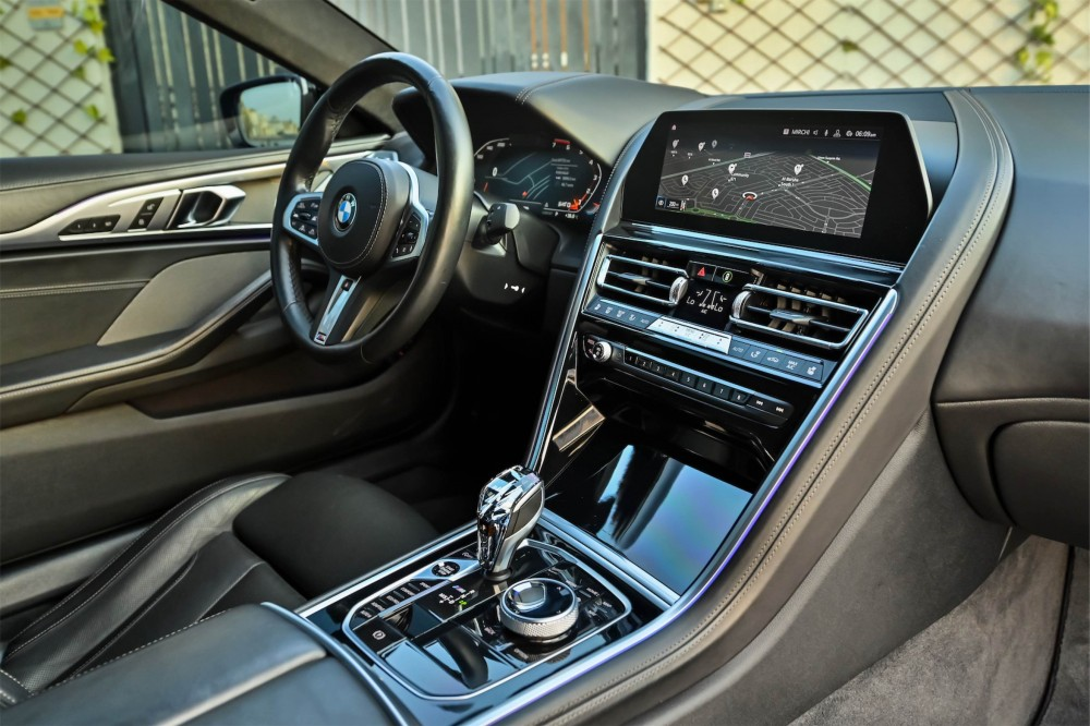 buy slightly used BMW M850i XDrive without downpayment