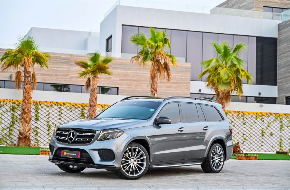 buy approved Mercedes-Benz GLS500 without downpayment