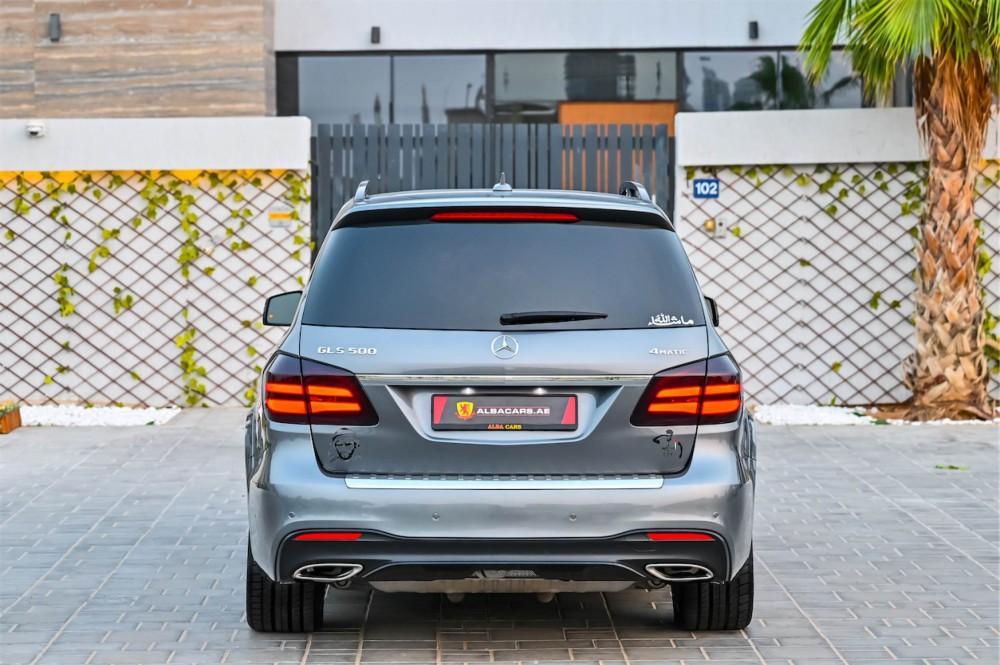 buy slightly used Mercedes-Benz GLS500 without downpayment