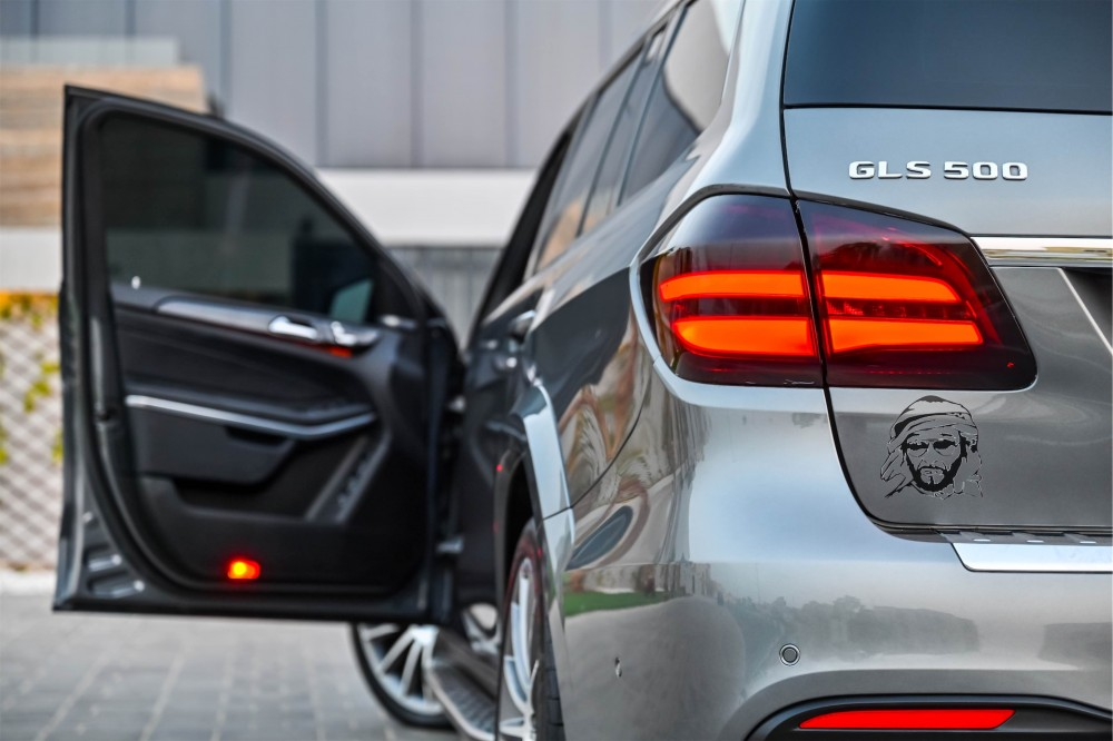 buy approved Mercedes-Benz GLS500 with warranty