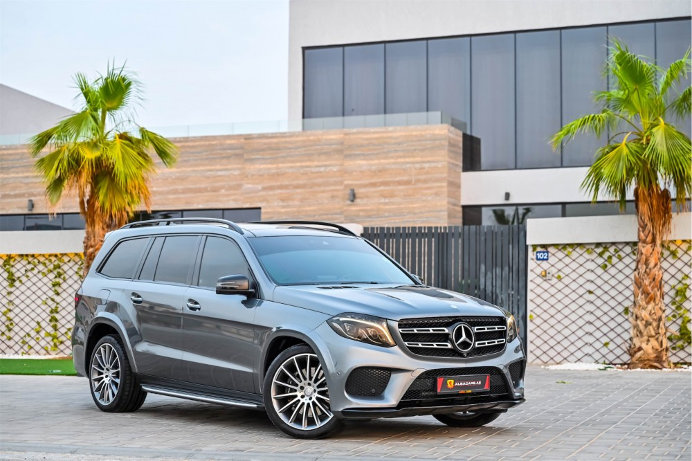 buy pre-owned Mercedes-Benz GLS500 without downpayment