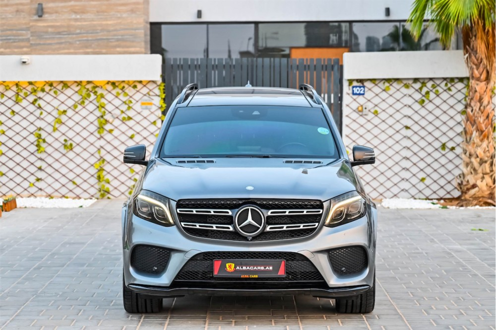 buy second hand Mercedes-Benz GLS500 without downpayment