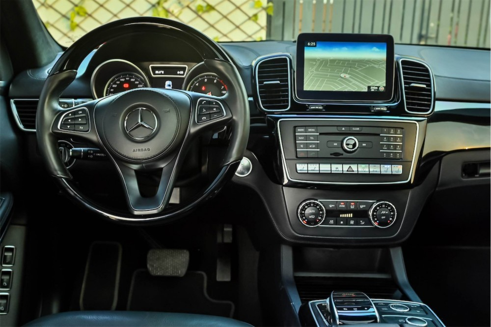 buy approved Mercedes-Benz GLS500 in Dubai