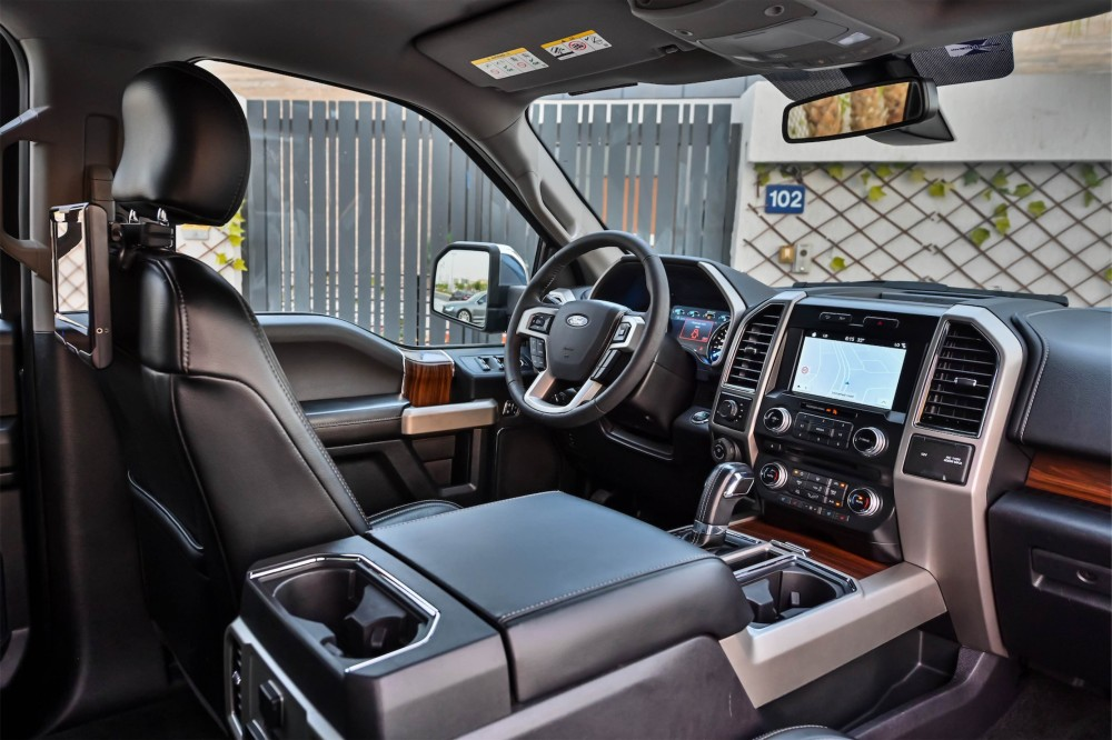 buy slightly used Ford F-150 Lariat FX4 Super Crew without downpayment