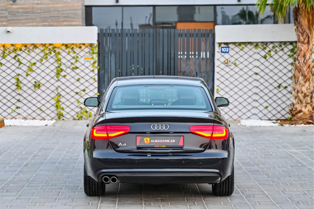 buy used Audi A4 without downpayment