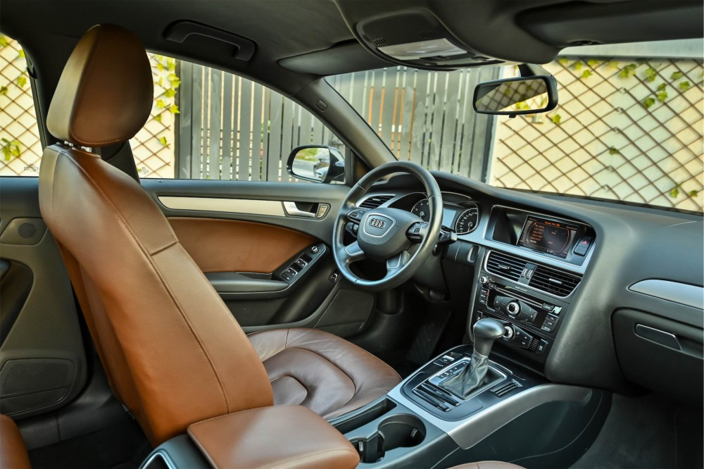 buy used Audi A4 with warranty