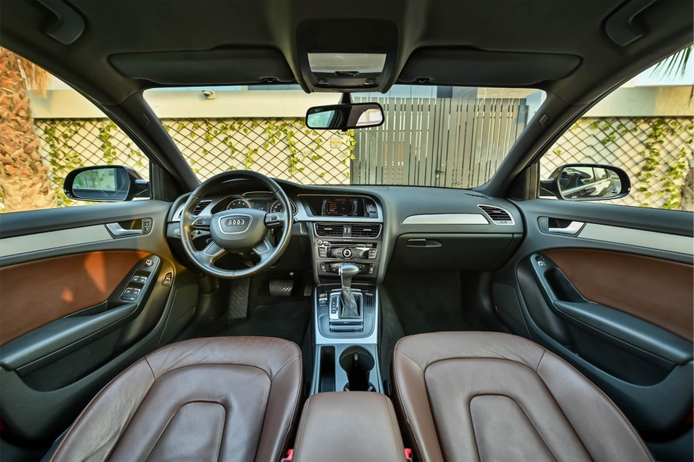 buy slightly used Audi A4 without downpayment