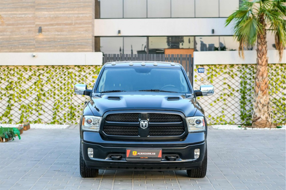 buy second hand Dodge Ram Long Horn Edition 5.7L V8 with warranty