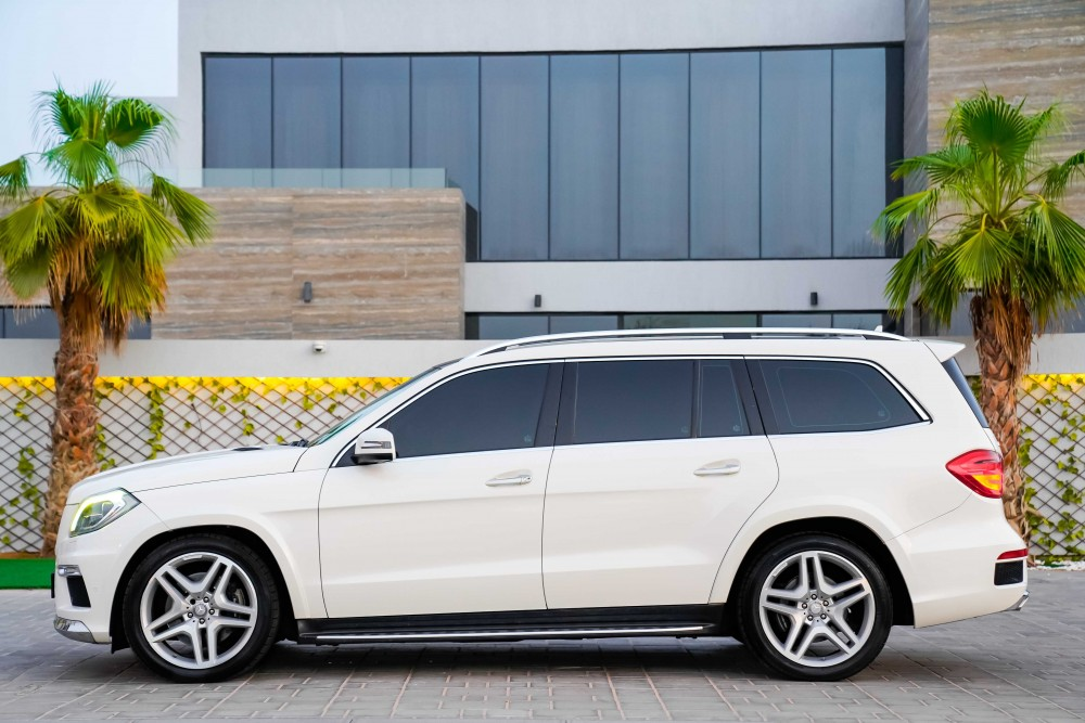 buy pre-owned Mercedes-Benz GL500 without downpayment