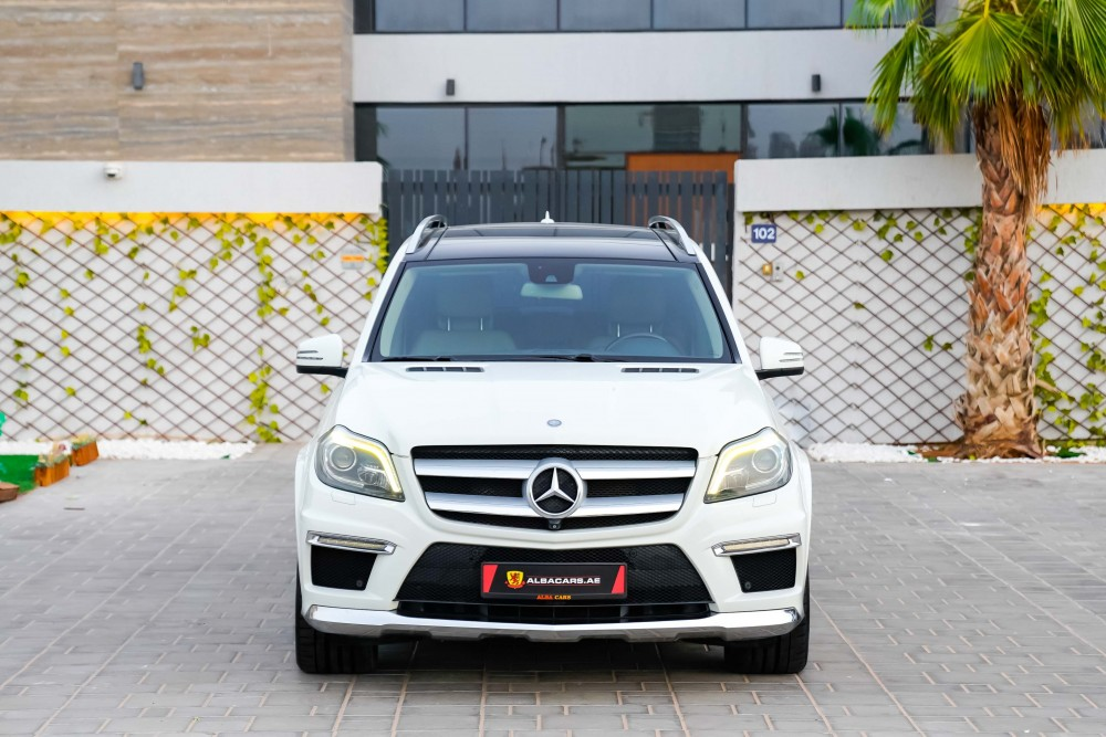 buy used Mercedes-Benz GL500 with warranty