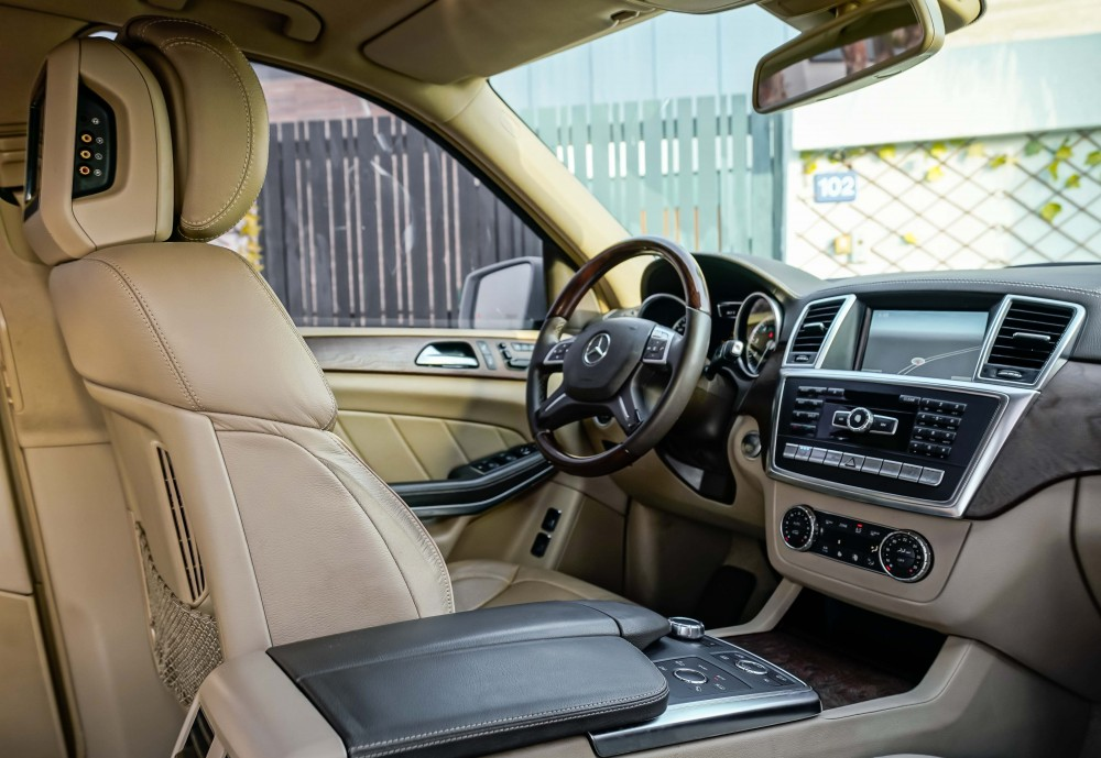 buy used Mercedes-Benz GL500 without downpayment