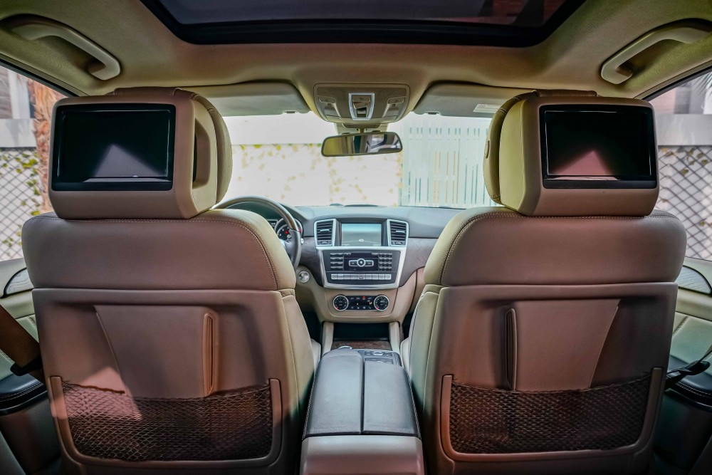 buy slightly used Mercedes-Benz GL500 without downpayment