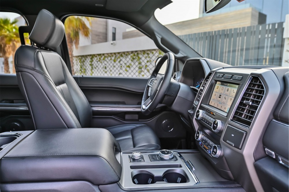 buy certified Ford Expedition XLT Ecoboost with warranty