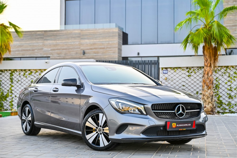 buy approved Mercedes CLA200 without downpayment