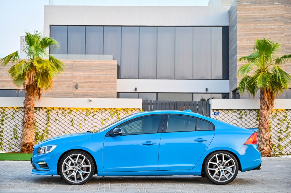buy approved Volvo S60 Polestar 3.0L V6 without downpayment