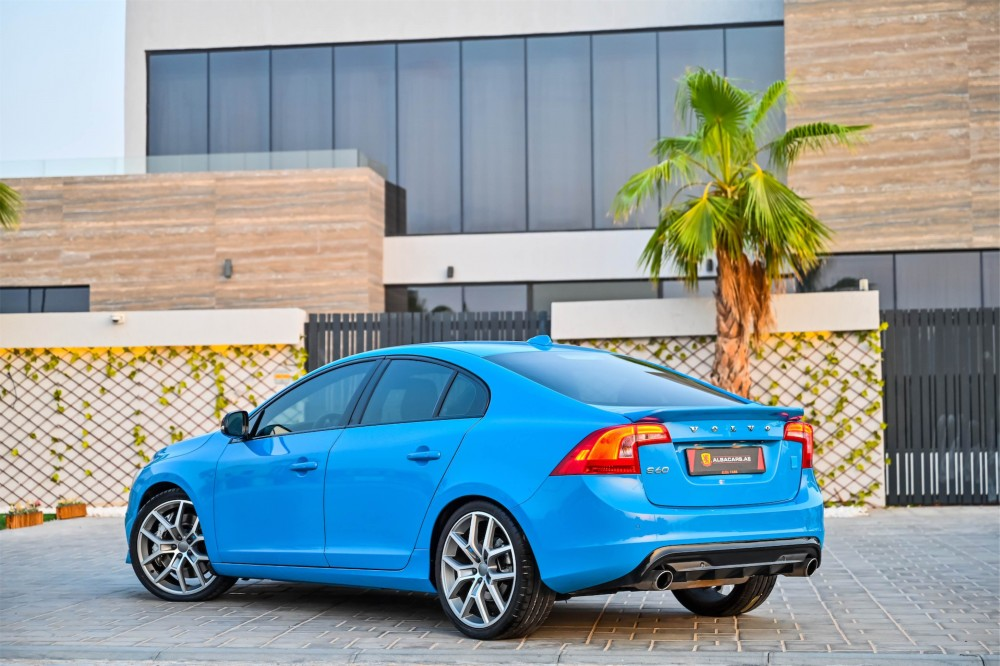 buy certified Volvo S60 Polestar 3.0L V6 without downpayment