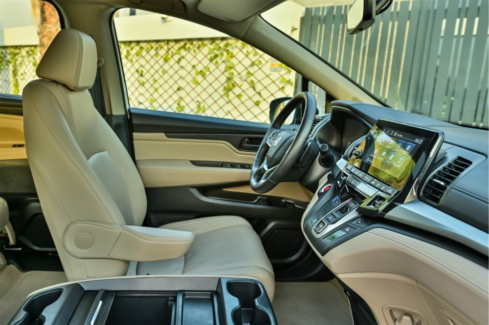 buy certified Honda Odyssey without downpayment