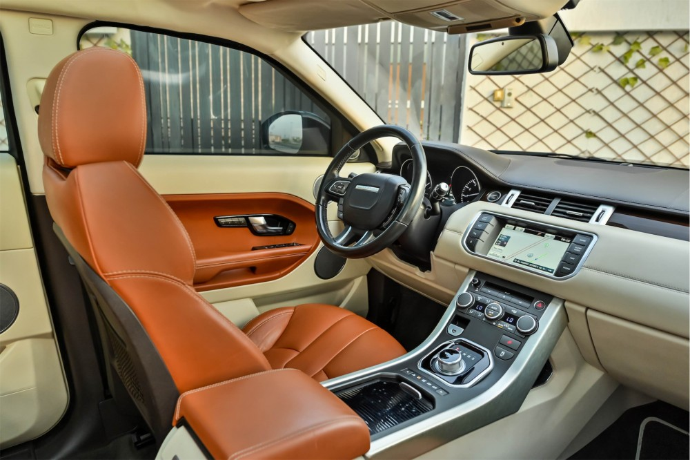 buy pre-owned Range Rover Evoque Dynamic without downpayment