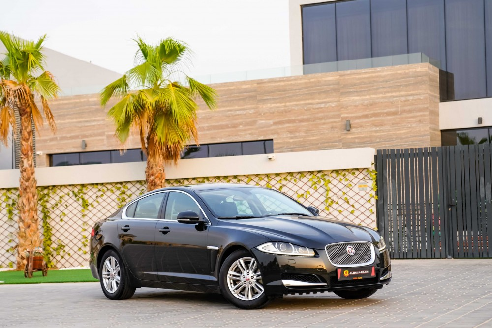 buy pre-owned Jaguar XF without downpayment