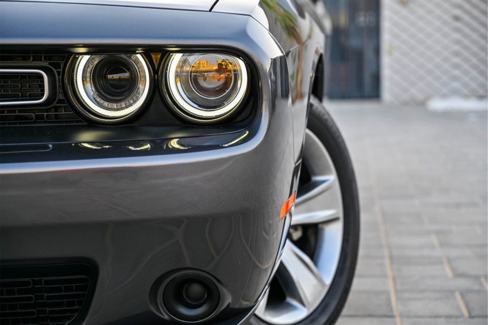 buy pre-owned Dodge Challenger without downpayment